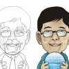 Karikatur Pak Yantje